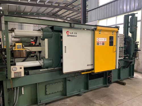 Used LK 280T Cold Chamber Die Casting Machine