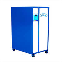 Three Phase Air Cooled Servo Stabilizer For Three Phase Application