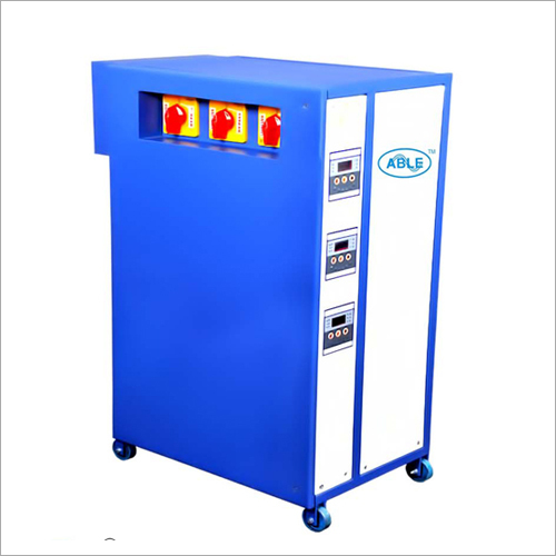 Three Phase Air Cooled Servo Stabilizer For Single Phase Application