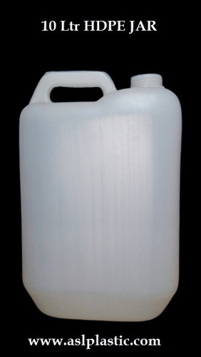 10 Ltr HDPE Jars