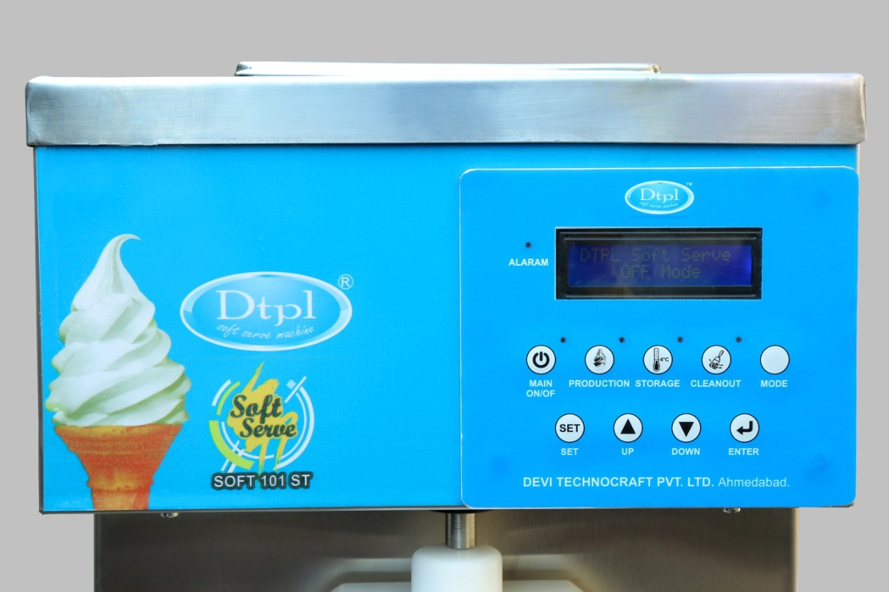 SOFT 101 / ST Ice Cream Machine