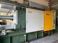 Used Lk 800t Cold Chamber Die Casting Machine