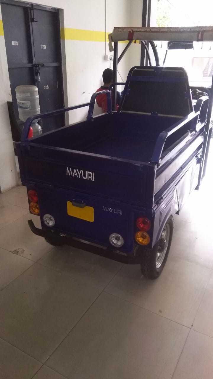 Electric Loader Mayuri