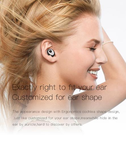 Bluetooth Earphone Sport 4.2 Lovely Panda Stereo Wireless Headphones