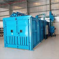 Industrial Blast Room System