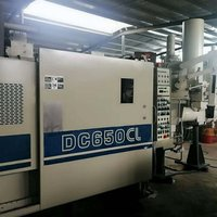 Used TOSHIBA 650T Die Casting Machine