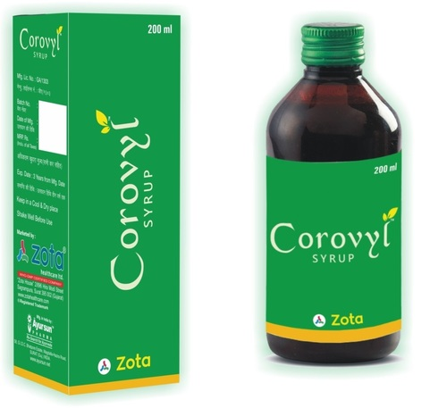 Corovyl Syrup