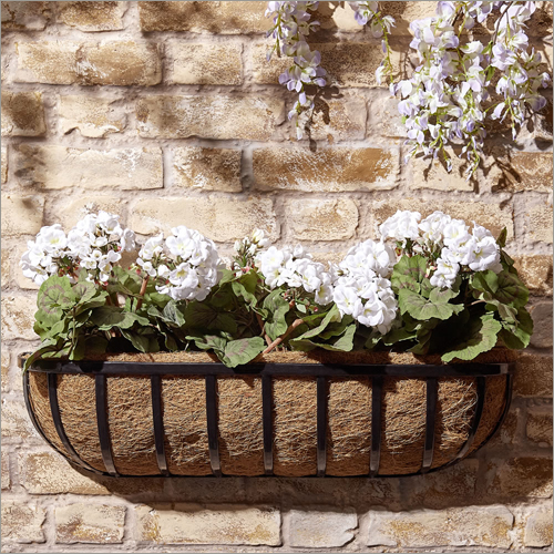Wired Wall Basket