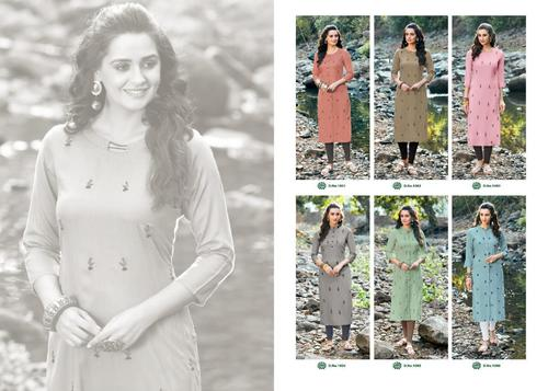 FUSSION  Whosale kurti
