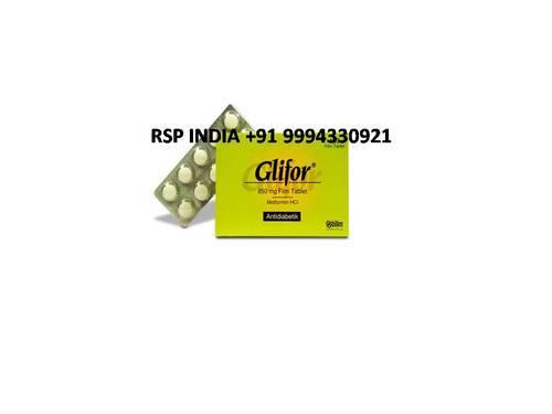 Glifor Tablets