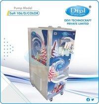 Ripple Softy Ice Cream Machine - Soft 106 / d / Color