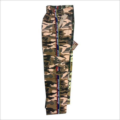 Army Printed Pant