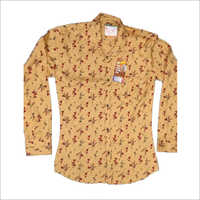 Yellow Men's Shirts