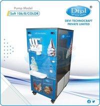 Ripple Softy Ice Cream Machine - Soft 106 / b / Color