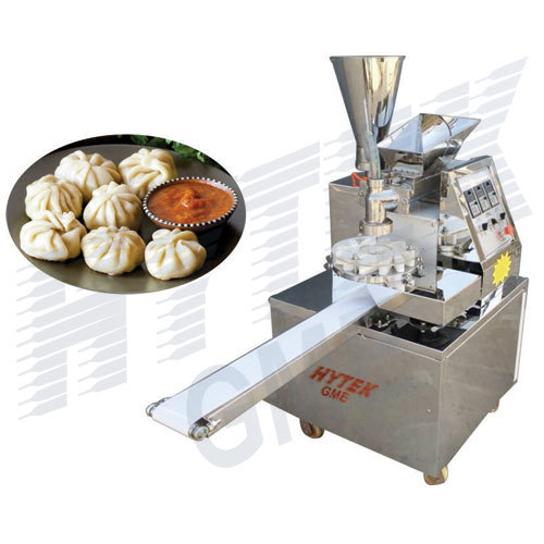 Automatic Round Shape Momo Making Machine