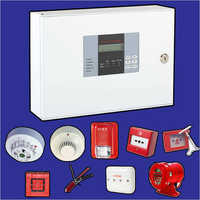 Fully Automatic Conventional Fire Alarm System