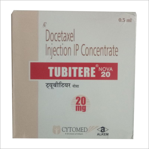 0.5 ml Docetaxel Injection IP Concentrate