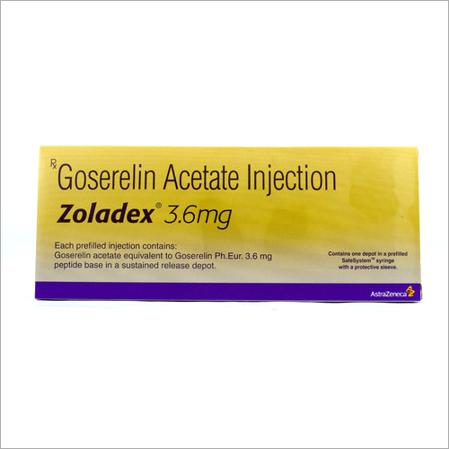 3.6mg Goserelin Acetate Injection