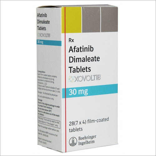 30mg Afatinib Dimaleate Tablets