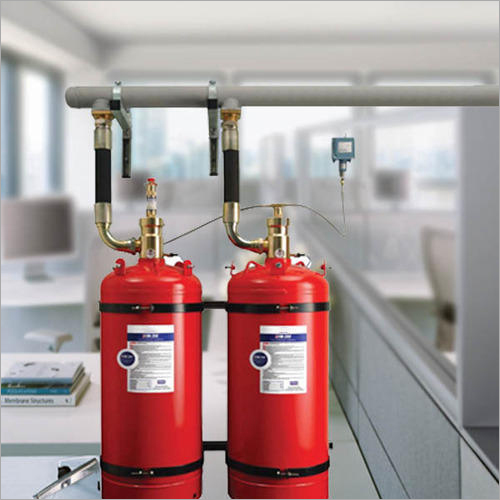 MS Fire Suppression System
