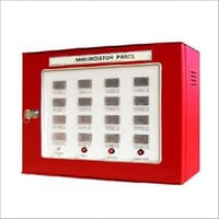 Wall Mounted Fire Annunciator Panel