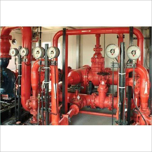 Industrial Fire System Maintenance Services