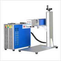 Split Laser Marking Machine