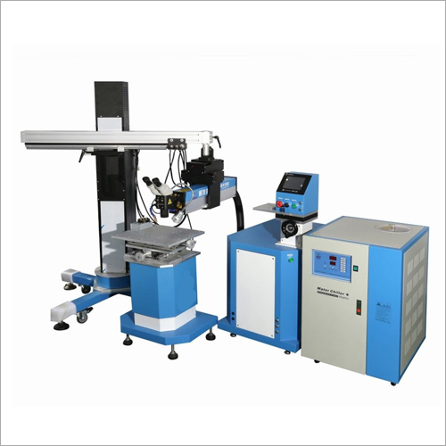 Mold Laser Welding Machine With Suspension Arm