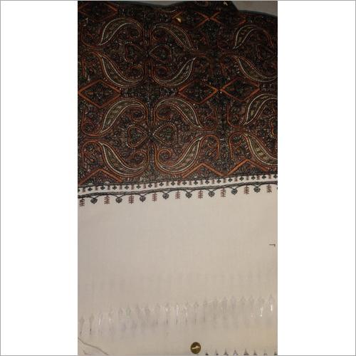 Heavy Embroidery Wool Shawls