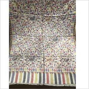 Woven Spring and Light Winter Shawls