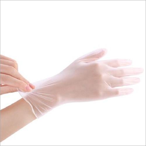 Disposable PVC Powder Free Examination Gloves