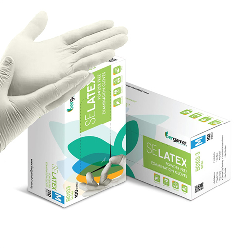 Selatex Powder Free Examination Gloves