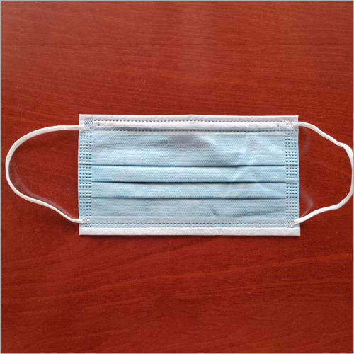 Planar Disposable Face Mask