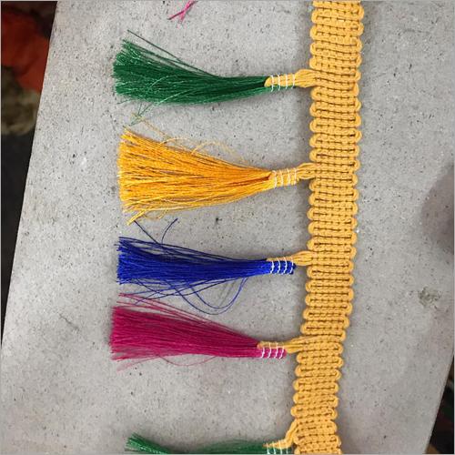 Multicolor Toran Lace