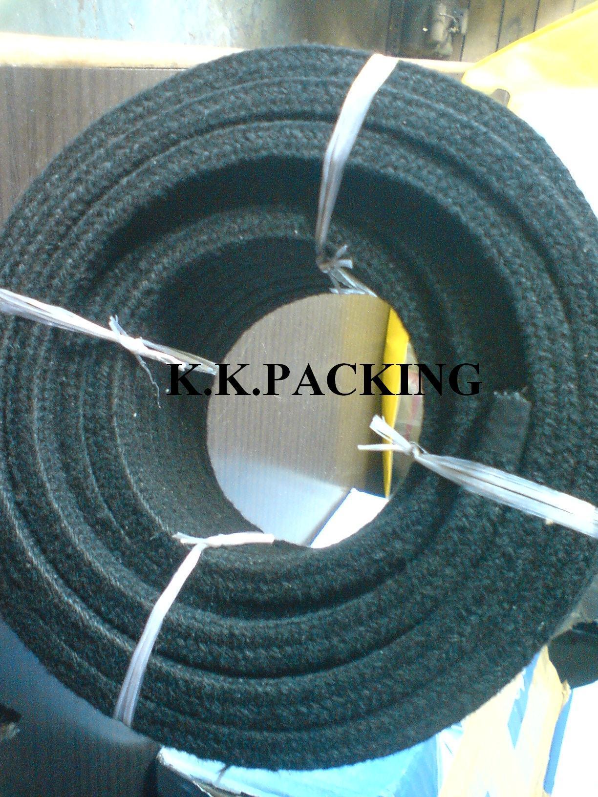 Carbon Fiber Gland Packing