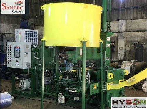 Fully Automatic Hydraulic Biomass Briquetting Machine