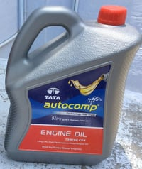Engine Oil 15W40 CF4