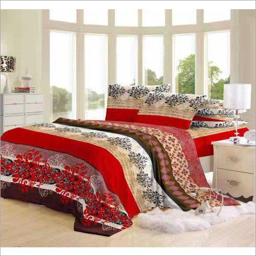 Designer Flannel Bed Sheet