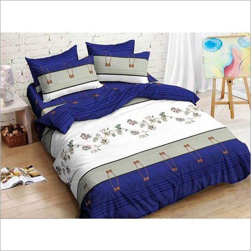 Glace Cotton Double Bed Sheets