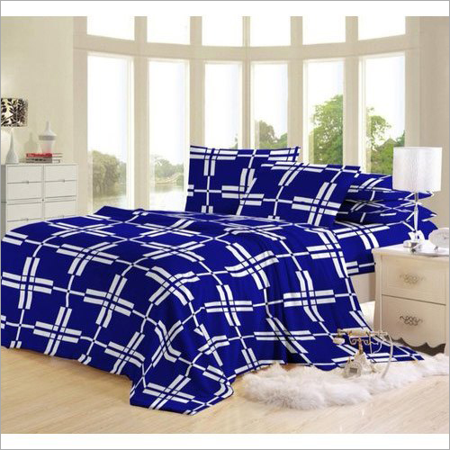 Polyester Fancy Bed Sheet