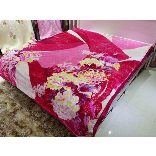 Polyester Cloudy  Blanket