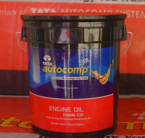 Engine Oil 15W40 CI4