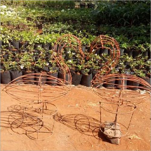 Metal Topiary Garden