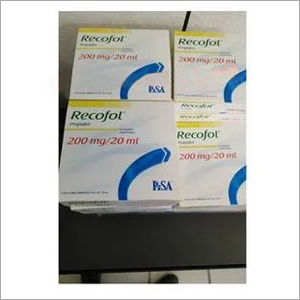 RECOFOL 200MG - 20ML