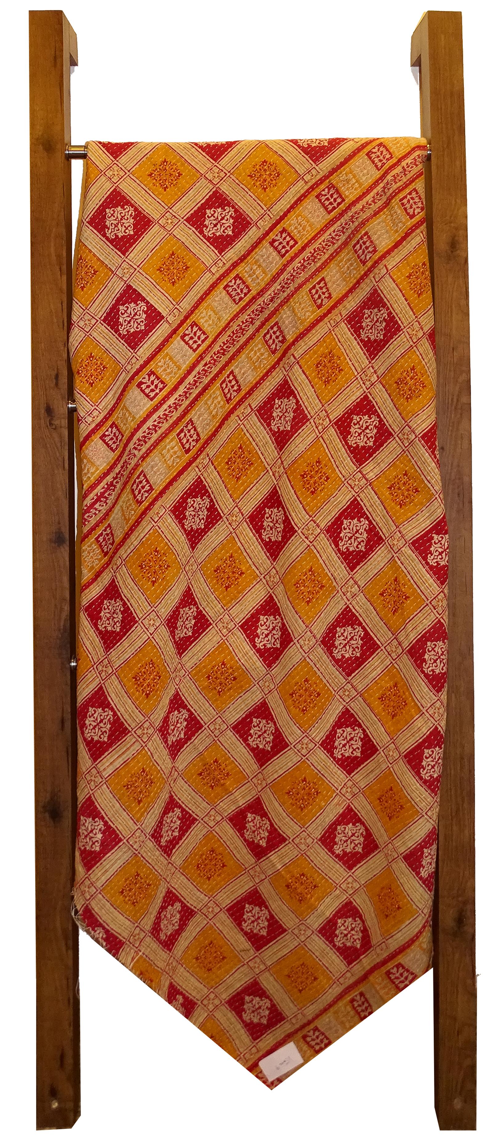 Vintage Kantha Handmade Gudari