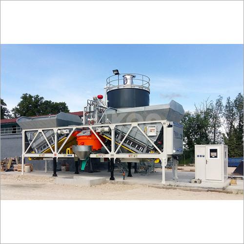 Mobile RMC Plant