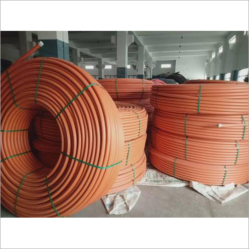 HDPE Coil Round Pipes