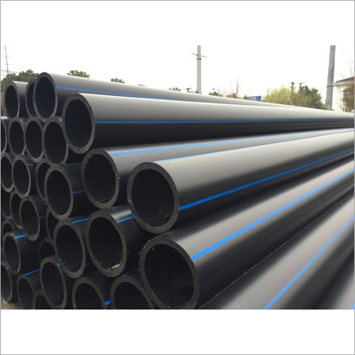 HDPE Water Black Pipes