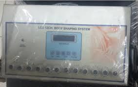 12 Channel Body Shaper LCD