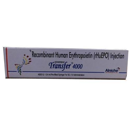 TRANSFER 4000 PREFILLED SYRINGE